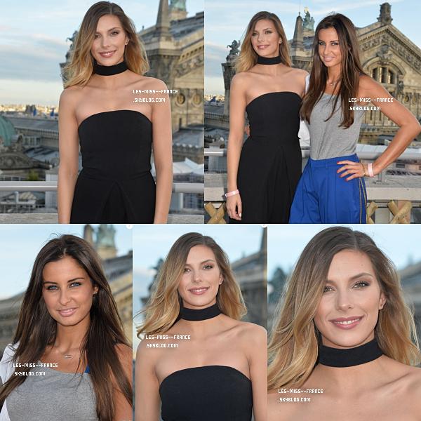 30 mai 2017 | Iris s'est rendue à Roland Garros