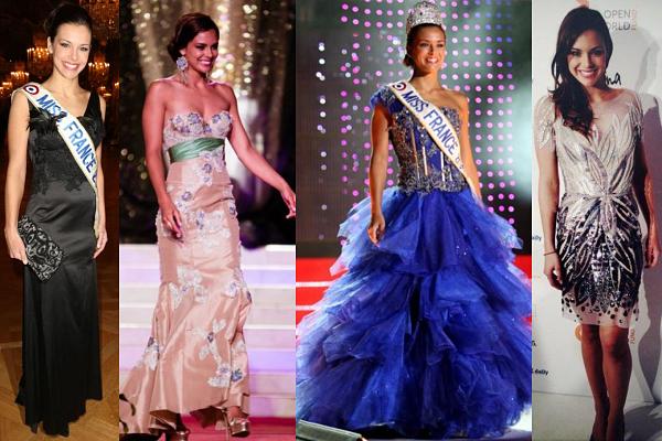 2013: 14 magnifiques tenues portées par Marine en 2013. Quelle est votre préféré ?
