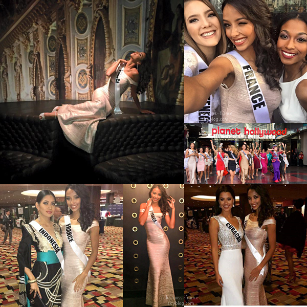08 Déc. 2015 | Des nouvelles de Flora à Miss Univers et un interview