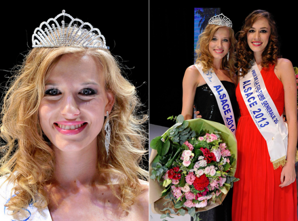 Miss Alsace 2014 est Alyssa Wurtz