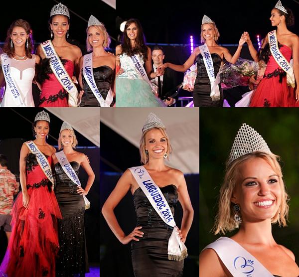 Miss Languedoc 2014 est Marie Fabre