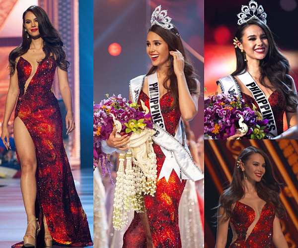Miss Univers 2018 est Miss Philippines !