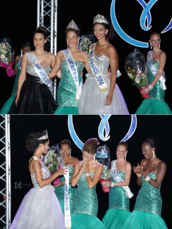 Miss Saint-Martin 2014 est Nadika Matthew-Gauthier