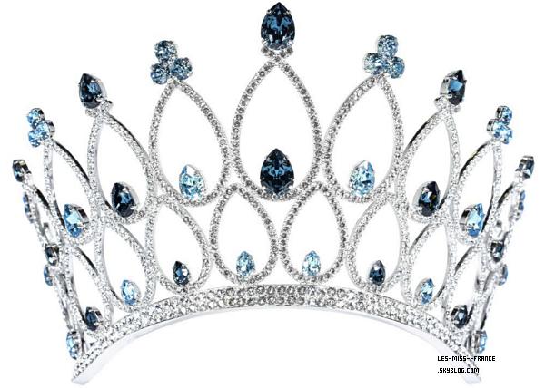 Découvrez la couronne de Miss France 2019 !
