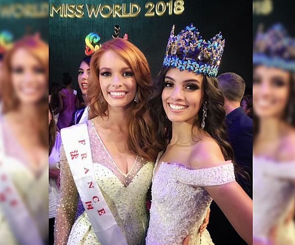 08 Déc. 2018 | J-J Élection de Miss Monde en direct de Sanya