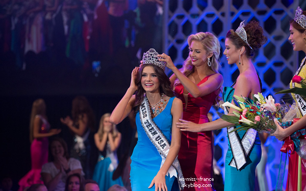 Miss Teen Usa 2014 est Miss South Carolina !