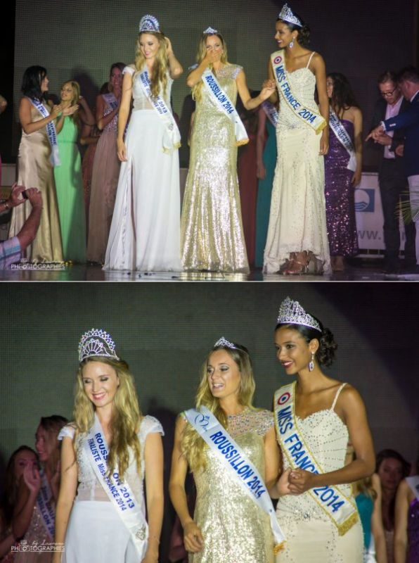 Miss Roussillon 2014 est Sheana Vila Real