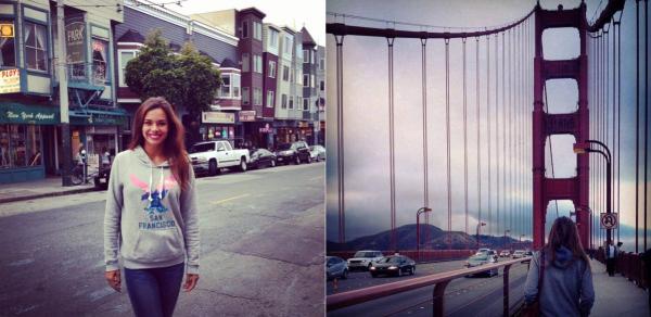 20-30 Août 2014 | Cette fois-ci notre belle Marine est à San Francisco aux États Unis, pour quelques jours.