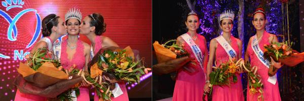 Miss Nouvelle-Calédonie 2014 est Mondy Laigle