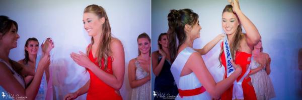 Miss Corse 2014 est Dorine Rossi