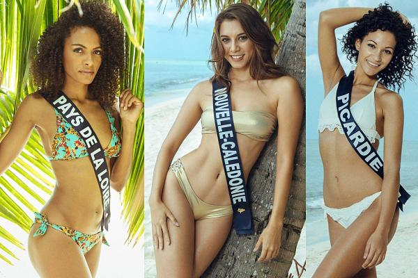 Partie 2 | Découvrez le portrait de 15 candidates à Miss France 2019