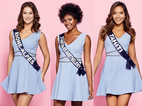 Partie 2 | Découvrez le portrait de 15 nouvelles candidates à Miss France 2019
