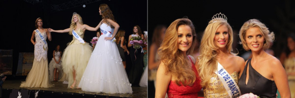 Miss Ile-de-France 2014 est Margaux Savarit