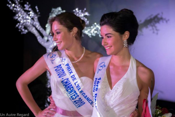 Miss Poitou Charentes 2014 est Mathilde Hubert