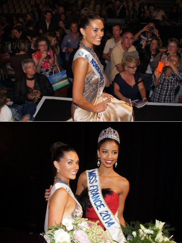 Miss Normandie 2014 est Estrella Ramirez