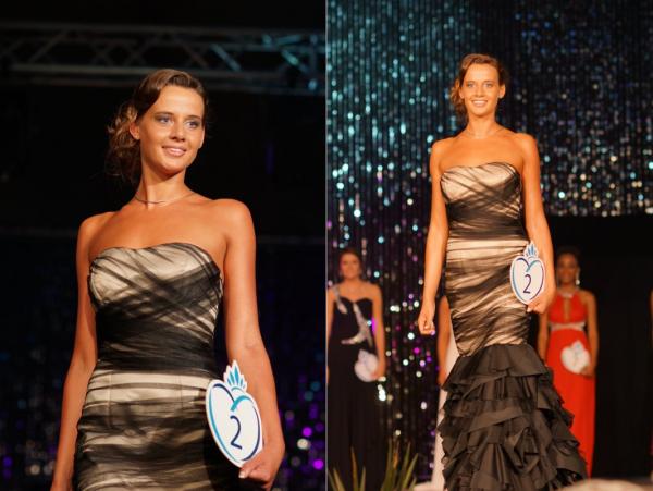 Miss Bretagne 2014 est Maïlys Bonnet