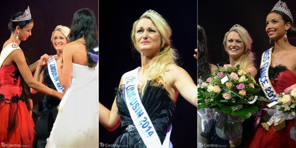 Miss Limousin 2014 est Léa Froidefond