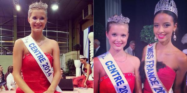 Miss Centre 2014 est Amanda Xeres