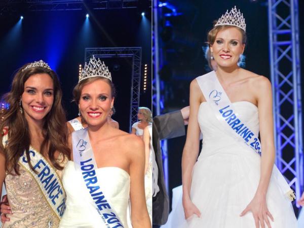 Miss Lorraine 2014 est Charlène Lallemand