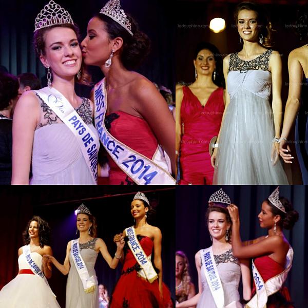 Miss Pays de Savoie 2014 est Aurore Péron