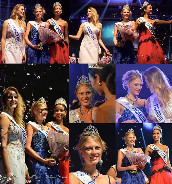 Miss Picardie 2014 est Adeline Legris-Croisel !