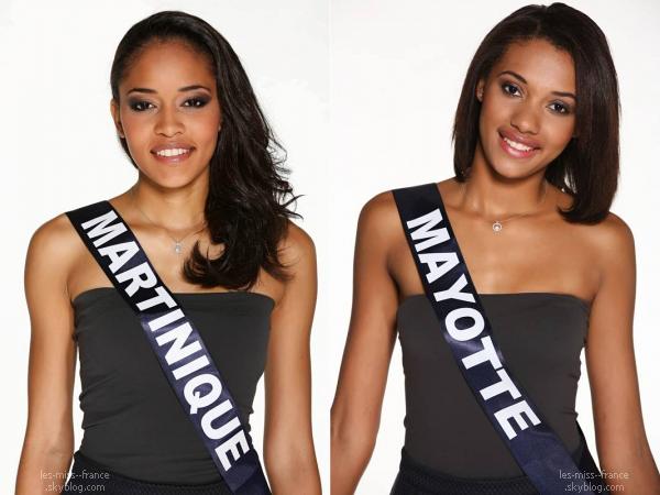 Partie 2 | Découvrez le portrait de 17 nouvelles candidates à Miss France 2015 !