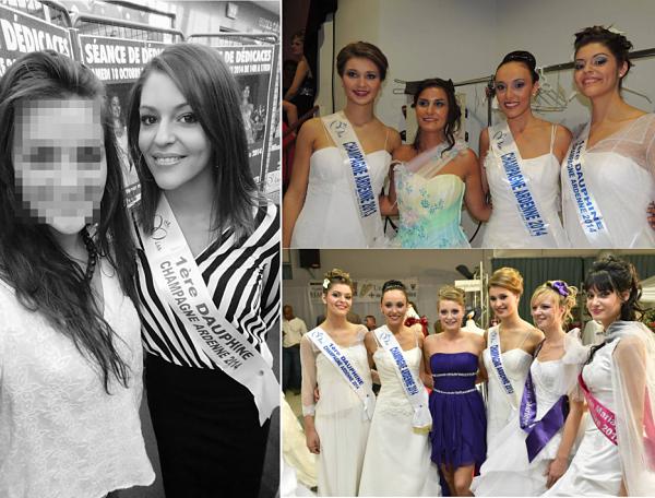 Miss Champagne-Ardennes 2014 est Melissa Cervoni !
