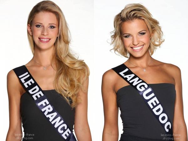 Partie 1 | Découvrez le portrait de 16 nouvelles candidates à Miss France 2015 !