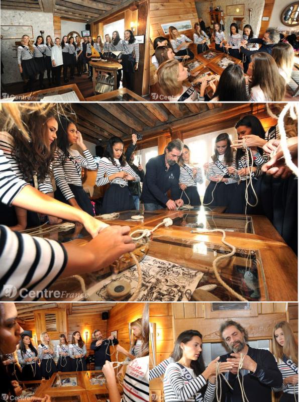 27 Novembre 2014 | Visite du château de Chambord, et promenade le long du fleuve royal d'Orléans.