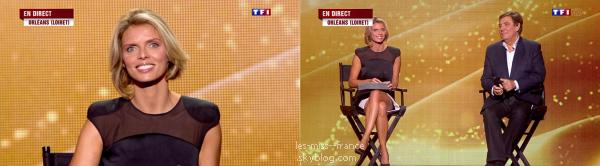 05 Déc. 2014 | J-1 !!!! Répétition générale pour les 33 candidates. Sylvie Tellier et Jean-Pierre Foucault étaient dans le JT de 13h sur TF1;