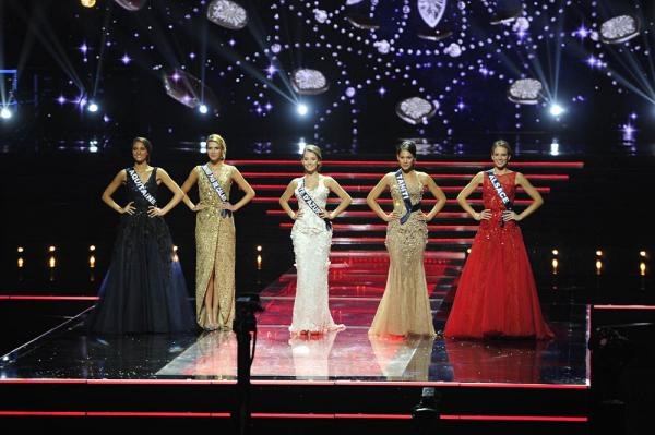 Miss Nord Pas De Calais, est élue MISS FRANCE 2015 !