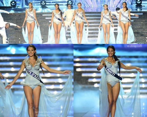Découvrez les photos de l'élection de Miss France 2015