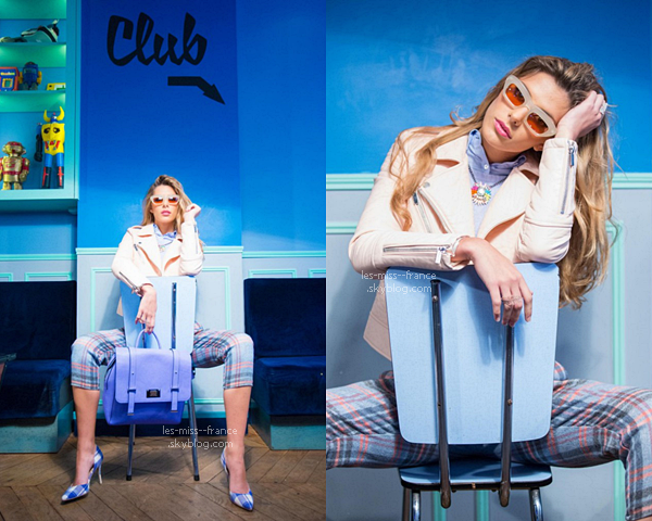 30 Déc. 2014 | Nouvelle coupe de cheveux pour notre belle Camille Cerf. Départ dans 1 semaine pour Miss Univers à Miami où elle représentera la France.