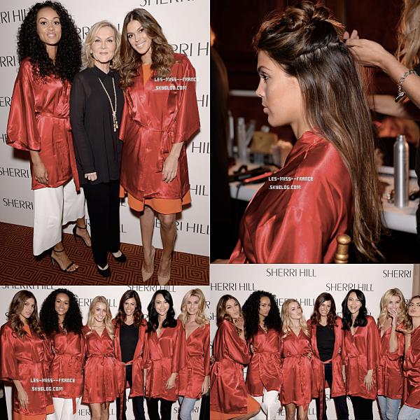 13 Sept. 2017 | Fashion Week / Défilé pour Sherri Hill