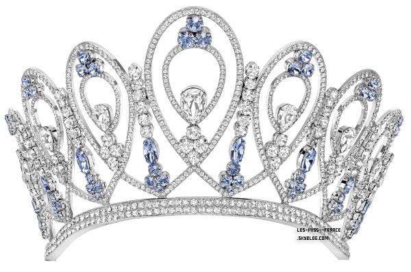 Découvrez la couronne de Miss France 2018 !