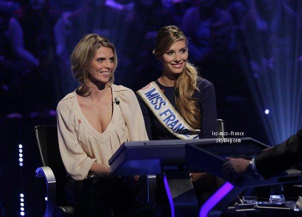 30 Mars 2015 | Camille était un DisneyLand Paris avec des amis, et notamment avec Adeline Legris (Miss Picardie 2014).