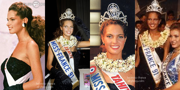 Miss France 1991