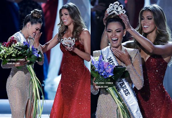 Miss Univers est Miss Afrique du Sud