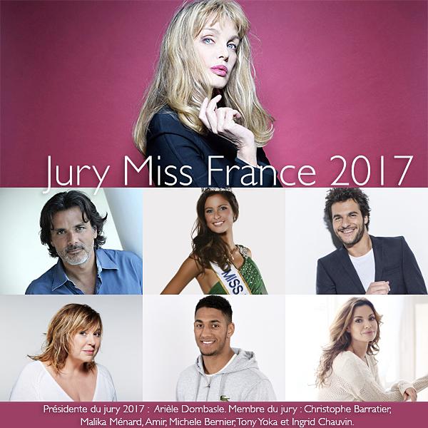 Souvenez-vous, l'année dernière Iris est élue Miss France ♥