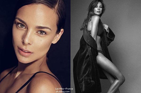 02 Juil. 2015 | Des photos de Marine lors d'un shooting pour l'agence Karine Model.