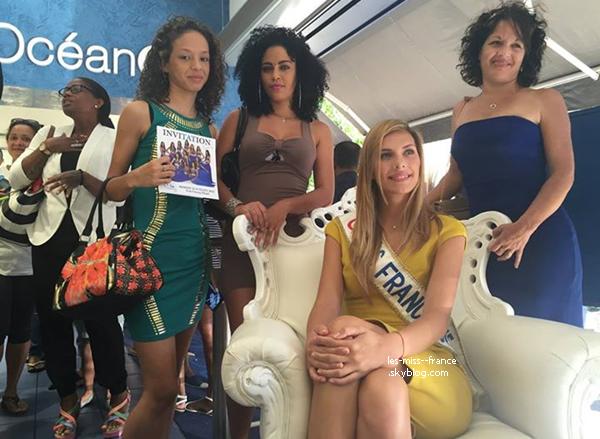 18 Juil. 2015 | Camille et Sylvie ont survolées l'Ile de la Réunion en hélicoptère. Et ce soir découvrez qui sera la prochaine Miss Réunion 2015 !