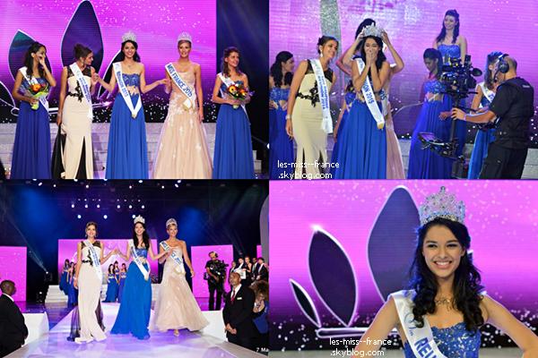 Miss Réunion 2015 est Azuima Isaa
