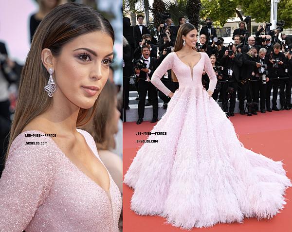 EVENTS -- Iris s'est rendue au Festival de Cannes, le 21 mai 2019