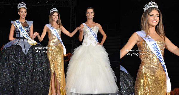 Miss Provence 2015 est Julia Courtès