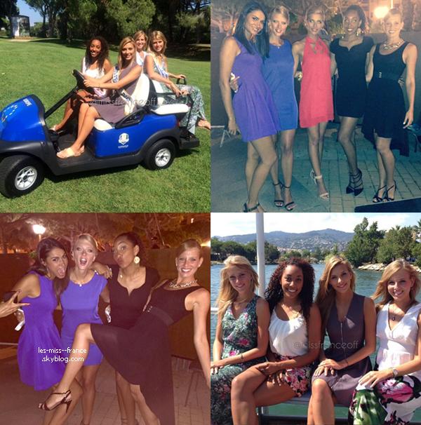 Découvrez des photos du show Miss France lors de l'élection de Miss Côte d'Azur, ainsi que l'After party.