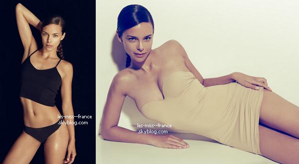 Par manque de nouveauté sur nos Miss, découvrez un interview exclusif de la belle Marine Lorphelin, Miss France 2013 ! Ainsi qu'un shooting photo.