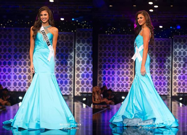 Miss Teen Usa 2015 est Miss Louisiane !