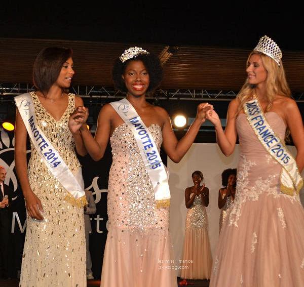 Miss Mayotte 2015 est Ramatou Radjabo