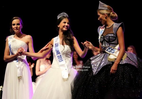 Miss Lorraine 2015 est Jessica Molle