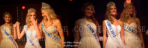 Miss Corse 2015 est Jessica Garcia